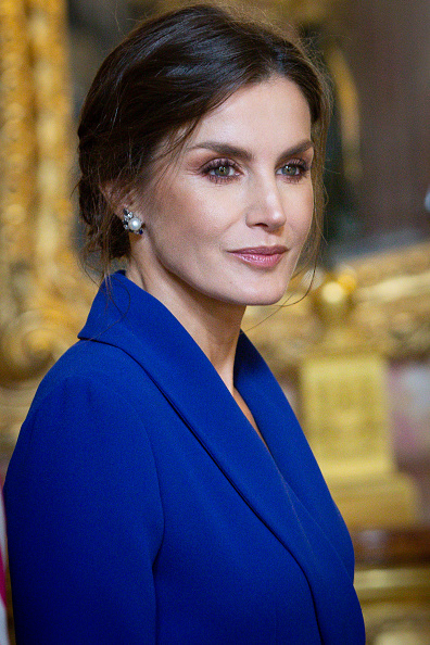 Letizia of Spain「Spanish Royals Celebrate New Year's Military Parade 2020」:写真・画像(13)[壁紙.com]