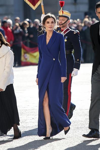 Madrid Royal Palace「Spanish Royals Celebrate New Year's Military Parade 2020」:写真・画像(4)[壁紙.com]