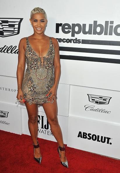 サイド刈り上げ「Republic Records And Cadillac Host VMA After-Party At Tao Restaurant - Red Carpet」:写真・画像(18)[壁紙.com]