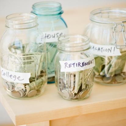 豊富「Jars of savings」:スマホ壁紙(12)