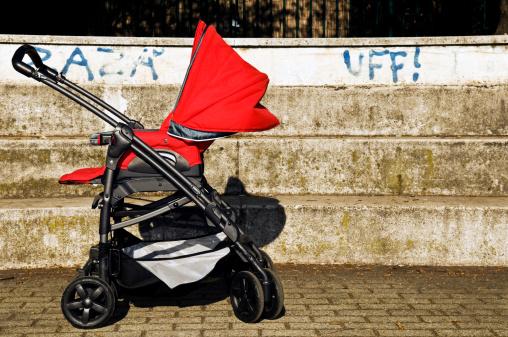Baby Carriage「Baby Stroller」:スマホ壁紙(3)
