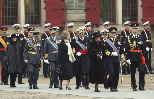 Obituary「Prince Bernhard's Funeral」:写真・画像(4)[壁紙.com]