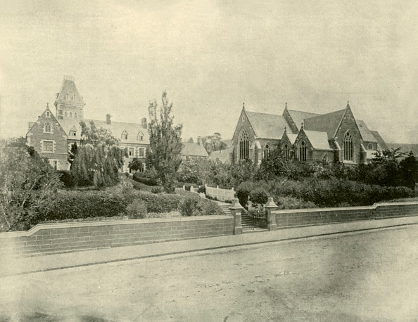Convent「St Marys Cathedral And Convent」:写真・画像(17)[壁紙.com]