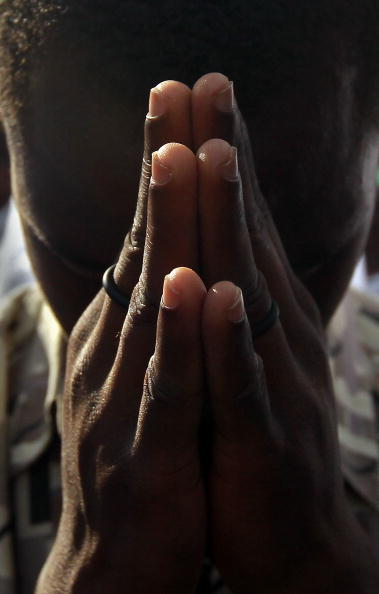 John Moore「Haiti Observes Three Days Of Mourning One Month After Earthquake Struck」:写真・画像(12)[壁紙.com]