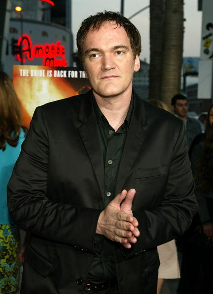 """上半身「Los Angeles Premiere of """"Kill Bill Vol. II""""」:写真・画像(3)[壁紙.com]"""