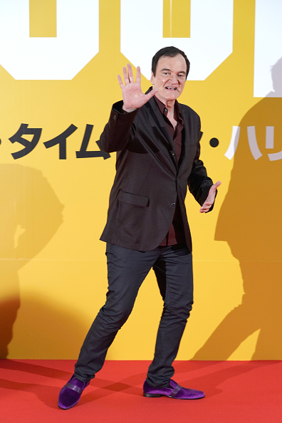 Purple Shoe「Once Upon A Time In Hollywood' Japan Premiere - Red Carpet」:写真・画像(19)[壁紙.com]