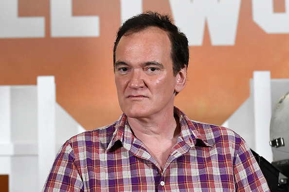 "Quentin Tarantino「Photo Call For Columbia Pictures' ""Once Upon A Time In Hollywood""」:写真・画像(6)[壁紙.com]"