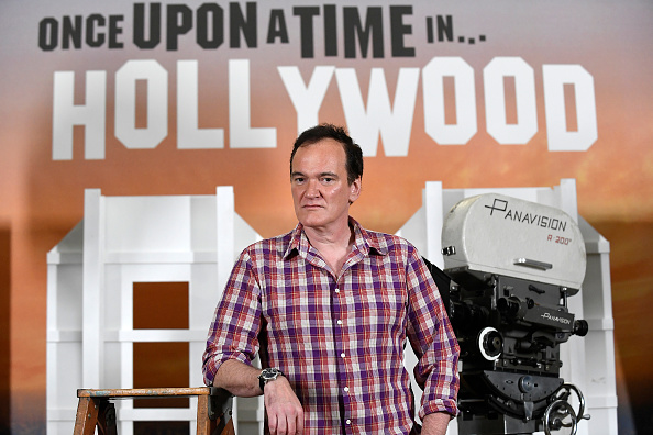 "Quentin Tarantino「Photo Call For Columbia Pictures' ""Once Upon A Time In Hollywood""」:写真・画像(3)[壁紙.com]"