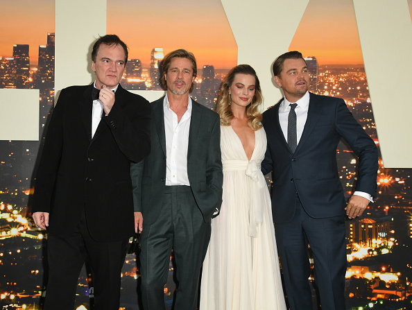 "Hollywood - California「Sony Pictures' ""Once Upon A Time...In Hollywood"" Los Angeles Premiere - Red Carpet」:写真・画像(1)[壁紙.com]"