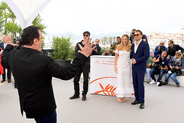 """Cannes International Film Festival「""""Once Upon A Time In Hollywood"""" Photocall - The 72nd Annual Cannes Film Festival」:写真・画像(12)[壁紙.com]"""