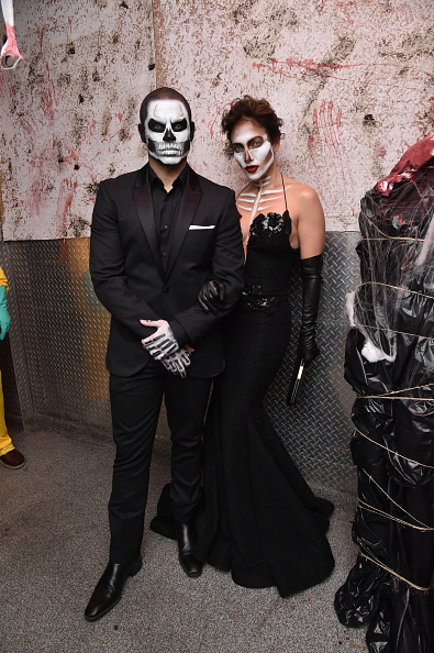 Sponsor「Heidi Klum's 16th Annual Halloween Party sponsored by GSN's Hellevator And SVEDKA Vodka At LAVO New York - Inside」:写真・画像(10)[壁紙.com]