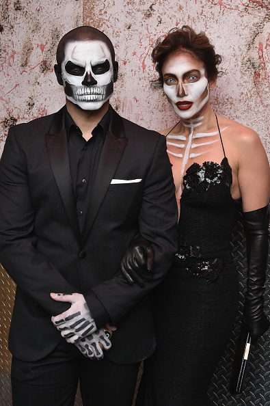 Celebrities「Heidi Klum's 16th Annual Halloween Party sponsored by GSN's Hellevator And SVEDKA Vodka At LAVO New York - Arrivals」:写真・画像(18)[壁紙.com]