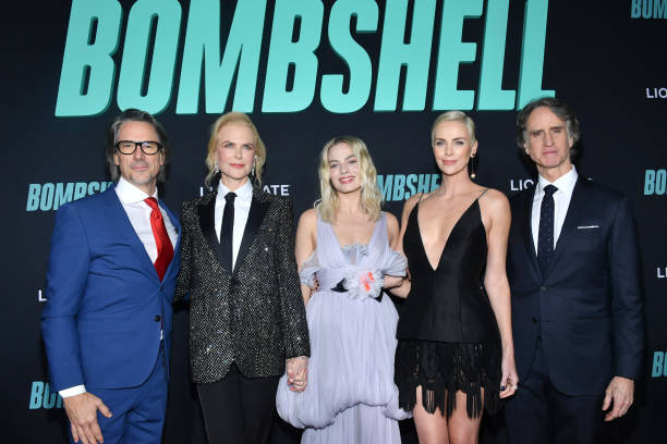 "Special Screening Of Liongate's ""Bombshell"" - Red Carpet:ニュース(壁紙.com)"