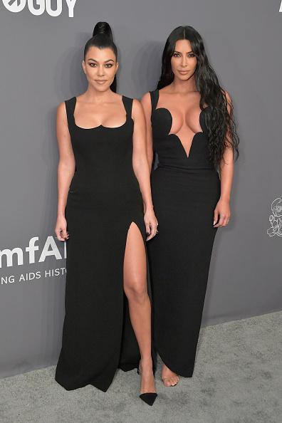 Kim Kardashian「amfAR New York Gala 2019 - Arrivals」:写真・画像(0)[壁紙.com]