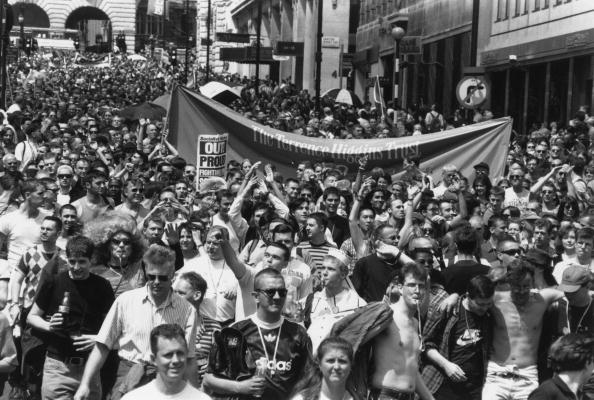 LGBTQI Rights「Gay Rights March」:写真・画像(15)[壁紙.com]