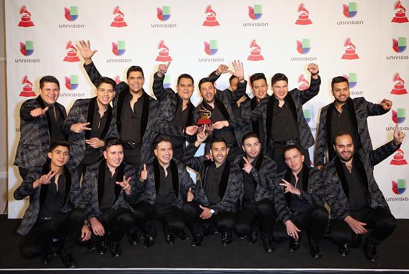 MGM Grand Garden Arena「The 19th Annual Latin GRAMMY Awards  - Press Room」:写真・画像(14)[壁紙.com]