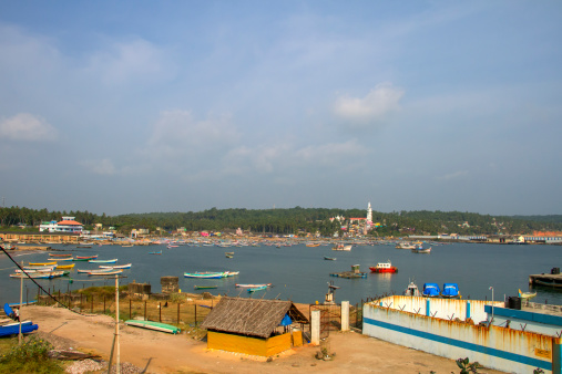 Arabian Sea「Vizhinjam International Seaport」:スマホ壁紙(12)