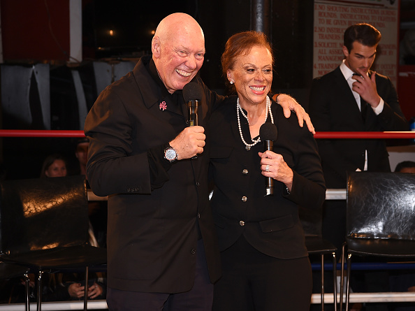 Lonnie Ali「Muhammad Ali Tribute Event At Gleason's Gym」:写真・画像(11)[壁紙.com]