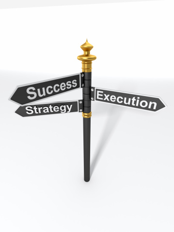 Choosing「Directional Sign Strategy, Execution, and Success」:スマホ壁紙(7)