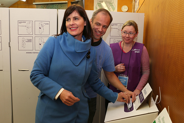 Tony Feder「Australians Head To The Polls To Vote In 2016 Federal Election」:写真・画像(6)[壁紙.com]