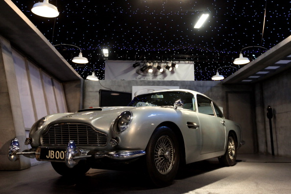 Corporate Business「Rare Bond Car To be Sold At Automobiles Of London Auction」:写真・画像(16)[壁紙.com]