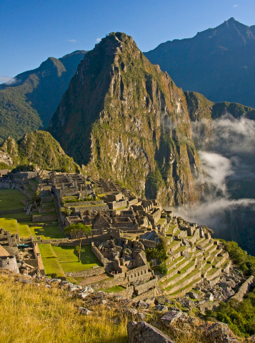Machu Picchu「Morning at the Machu Picchu」:スマホ壁紙(16)