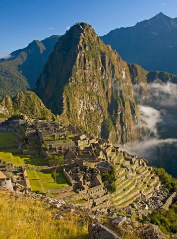 Inca「Morning at the Machu Picchu」:スマホ壁紙(8)