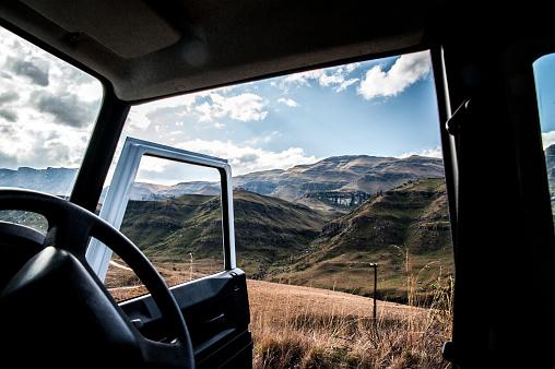 Lesotho「From behind the wheel」:スマホ壁紙(17)