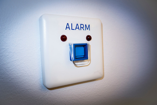 Emergency Services Occupation「Police alarm button」:スマホ壁紙(15)
