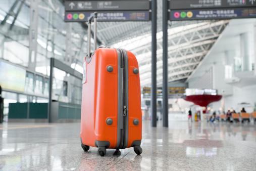旅行「お荷物を空港」:スマホ壁紙(4)