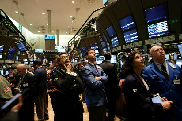 Waiting「Markets React To Fed Interest Rate Announcement」:写真・画像(19)[壁紙.com]