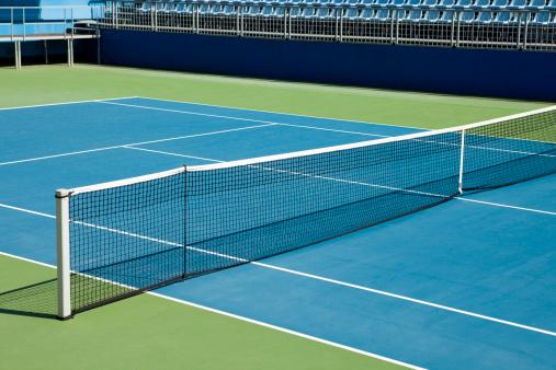 Net - Sports Equipment「Tennis hard court」:スマホ壁紙(14)