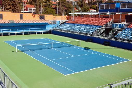 Slovenia「Tennis hard court」:スマホ壁紙(3)