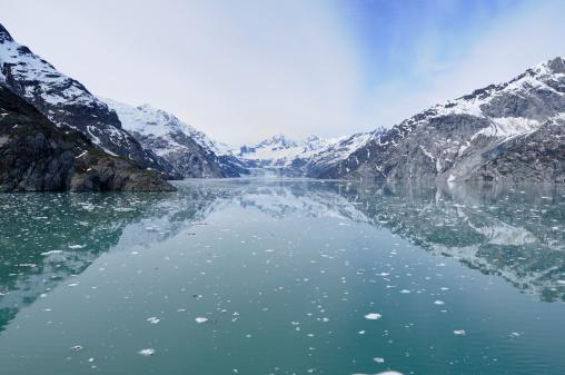 Glacier Bay National Park「Glacier Bay National Park and Mountains」:スマホ壁紙(16)