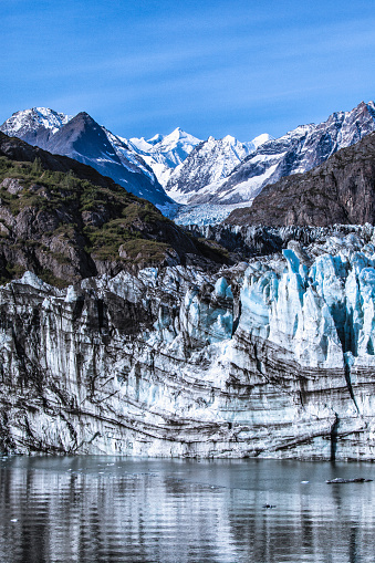 Glacier Bay National Park「Glacier Bay National Park and Preserve, Alaska」:スマホ壁紙(5)