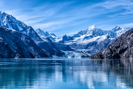 Glacier「Glacier Bay National Park and Preserve, Alaska」:スマホ壁紙(1)