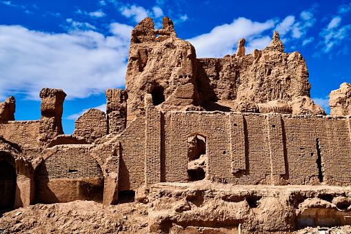 Iran「Narenj Ghalesh castle ruins, Nain, Iran」:スマホ壁紙(11)