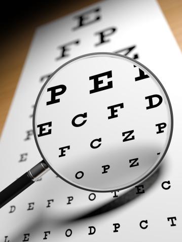 Optometrist「Eye Testing Chart」:スマホ壁紙(17)