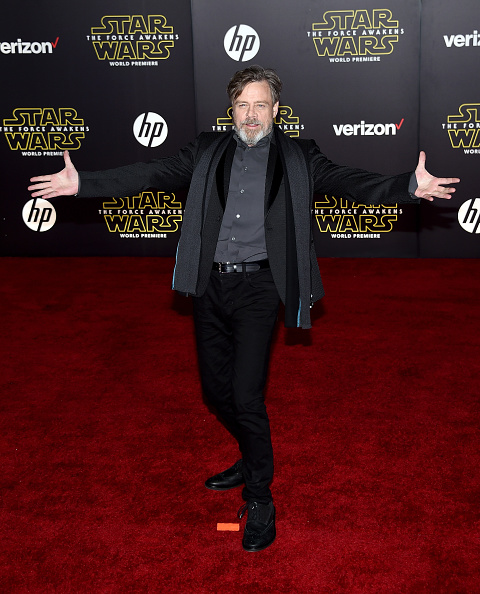 男性一人「Premiere Of Walt Disney Pictures And Lucasfilm's 'Star Wars: The Force Awakens' - Arrivals」:写真・画像(17)[壁紙.com]