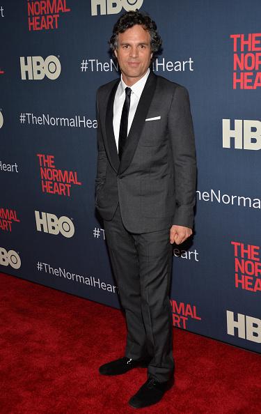 "Shawl Collar「""The Normal Heart"" New York Screening - Arrivals」:写真・画像(3)[壁紙.com]"