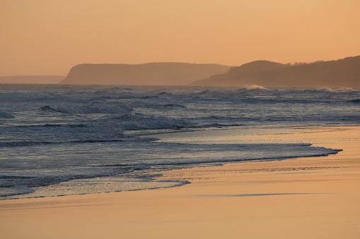 Wave「Praia Porto de Mos in the Algarve」:スマホ壁紙(6)