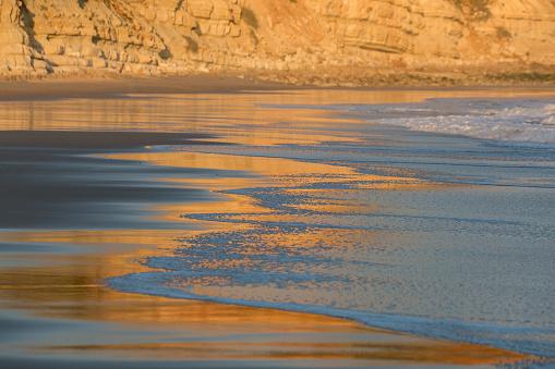 Wave「Praia Porto de Mos in the Algarve」:スマホ壁紙(3)