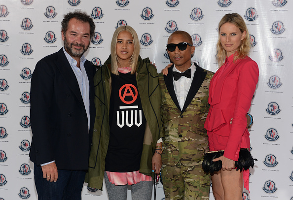 Elie Saab - Designer Label「Remo Ruffini and Moncler Celebrate Its 60th Anniversary At A Private Dinner During Art Basel Miami Beach」:写真・画像(19)[壁紙.com]