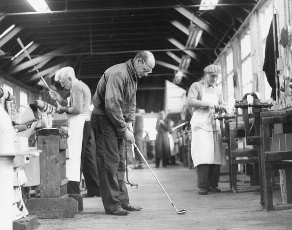 Craftsperson「Golf Club Factory」:写真・画像(14)[壁紙.com]