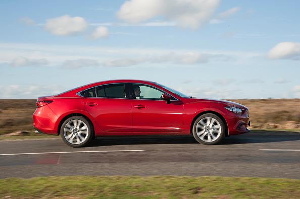 Country Road「2013 Mazda 6 2」:写真・画像(6)[壁紙.com]