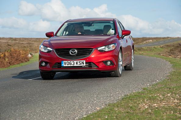 Country Road「2013 Mazda 6 2」:写真・画像(3)[壁紙.com]