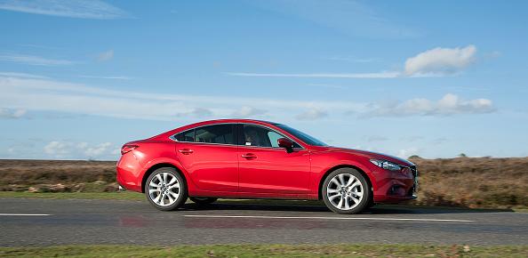Country Road「2013 Mazda 6 2」:写真・画像(2)[壁紙.com]