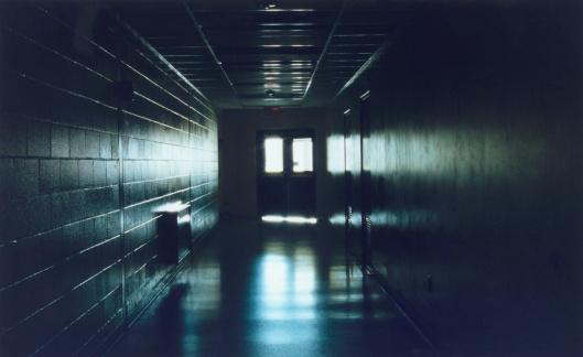 Horror「School Corridor」:スマホ壁紙(0)