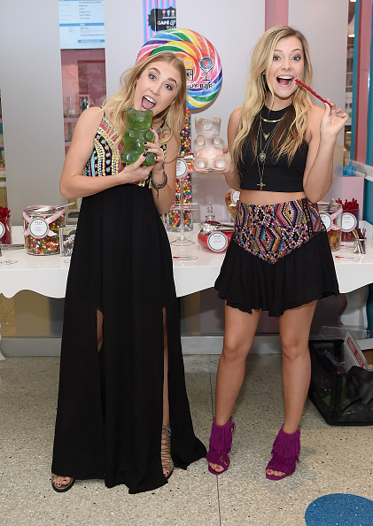 Sweet Food「Maddie & Tae Album Release Party At Dylan's Candy Bar」:写真・画像(5)[壁紙.com]