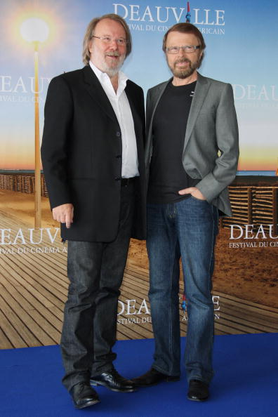 Swedish Culture「34th Deauville Film Festival: Mamma Mia! - Photocall」:写真・画像(3)[壁紙.com]